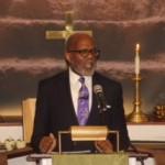 Initial Sermon - Bro.  Earl Andrews